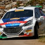 Peugeot Rally del Salento