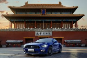 Ford Mustang Lecce