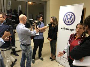 Veronica De Lorenzi Pezzuto Group Volkswagen Salento Women Soccer